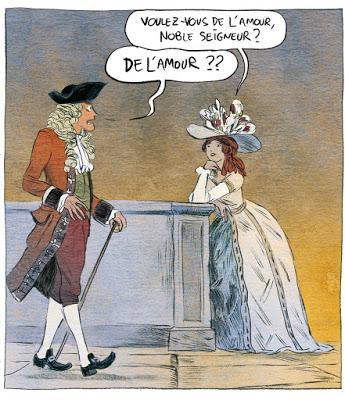 Voltaire amoureux - tome 2