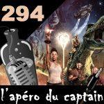L'apéro du Captain #294 : L'écran pliable des nazis de l'espace