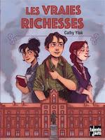 Les vraies richesses - Cathy Ytak