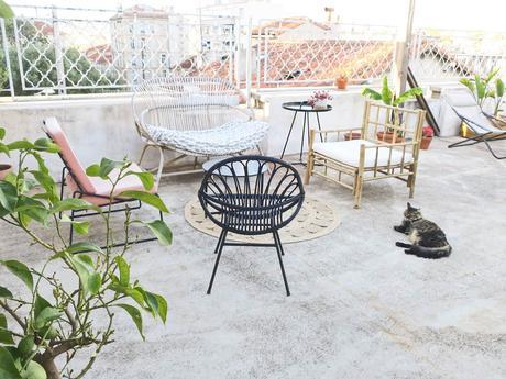 Aménagement terrasse : où en est-on un an après !