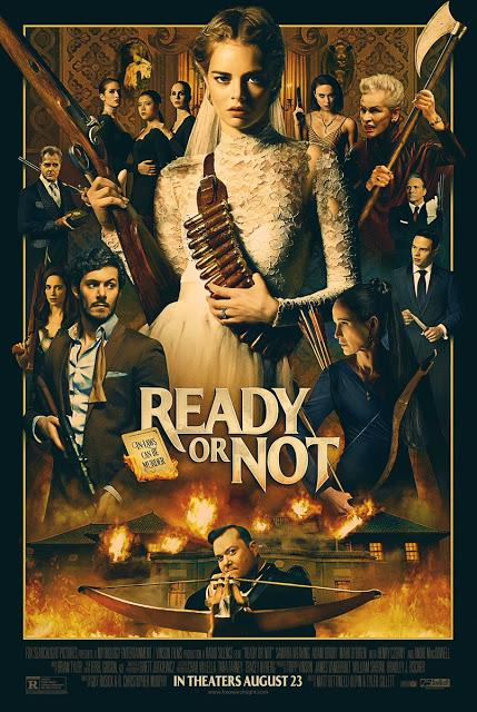 Premier trailer pour Ready Or Not de Tyler Gillett et Matt Bettinelli-Olpin