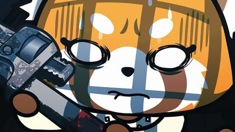 [FUCKING SERIES] : Aggretsuko saison 2 : Kawai et death metal