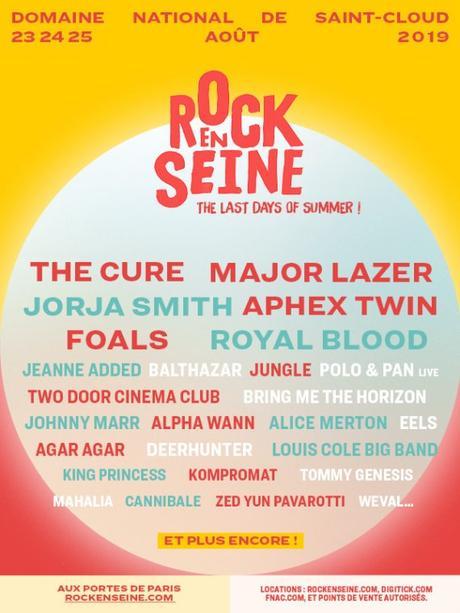 ON AIME : ROCK EN SEINE