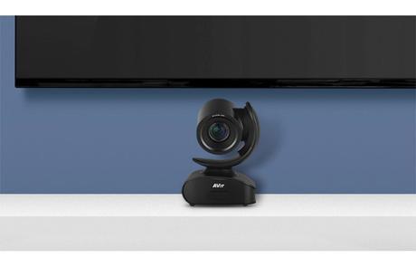 AVer CAM540 : une caméra 4K plug-and-play pour la visioconférence