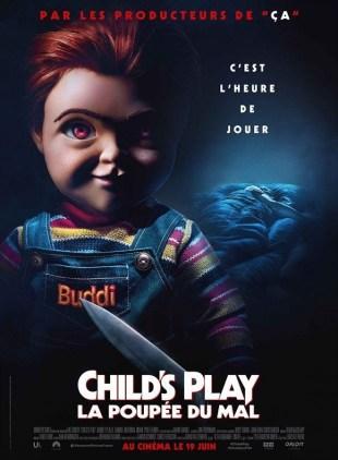 [Critique] CHILD'S PLAY : LA POUPÉE DU MAL