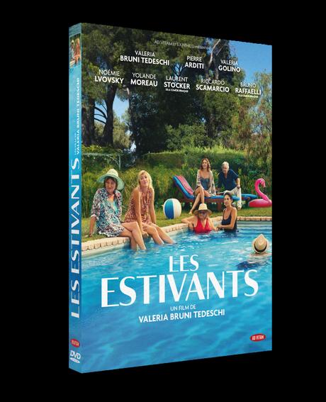 LES ESTIVANTS (Concours) 2 DVD à gagner