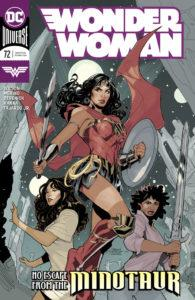 Titres de DC Comics sortis le 12 juin 2019