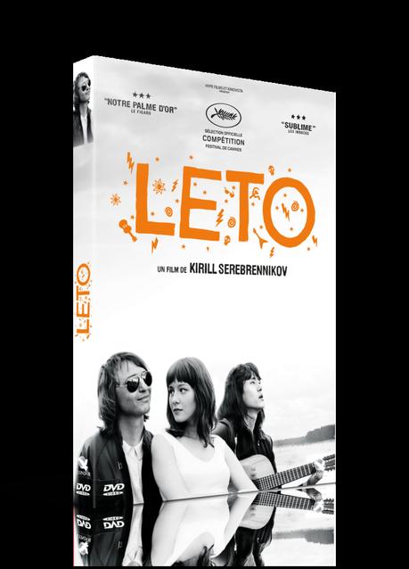 [CONCOURS] Gagnez vos DVD & Blu-ray™ de Leto  !