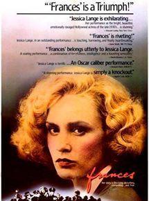 Chronique ciné : Frances (1982)