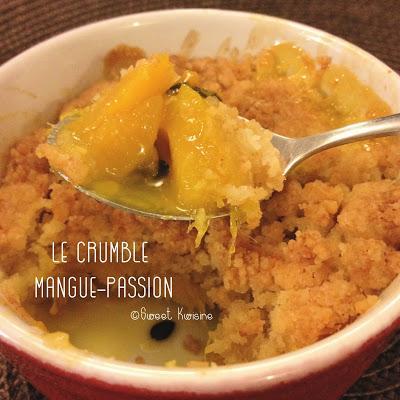 sweet kwisine, mangues, recette, cuisine facile, cuisine antillaise, tiramisu, crumble, riz au lait, chutney