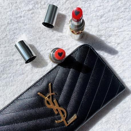 Rouge Volupté Shine Plump in Color : mon avis sur les nouveaux rouges à lèvres Yves Saint Laurent