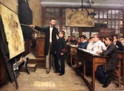 L'École et les peintres :  A à C