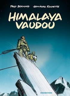 Himalaya Vaudou - BD