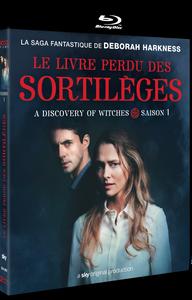 LE LIVRE PERDU DES SORTILÈGES (A Discovery of Witches) (Critique Blu-ray) Cantonnée à la catégorie des plaisirs coupables…