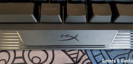 Présentation du clavier Alloy Core RGB de HyperX