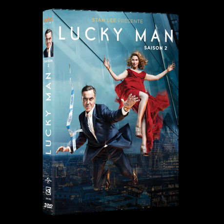 DVD : Lucky Man Saison 2