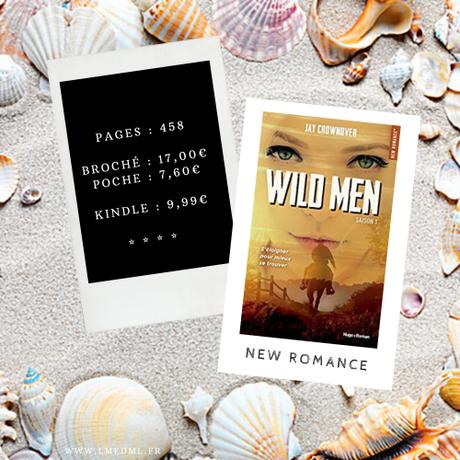 Wild men – Saison 1 » Jay Crownover