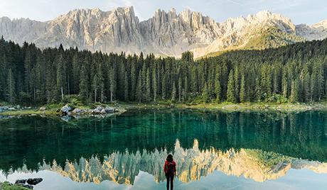Penser comme une montagne avec Joshin Luce Bachoux