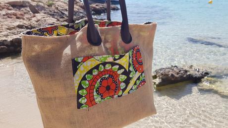 DIY – Coudre un sac de plage sans patron