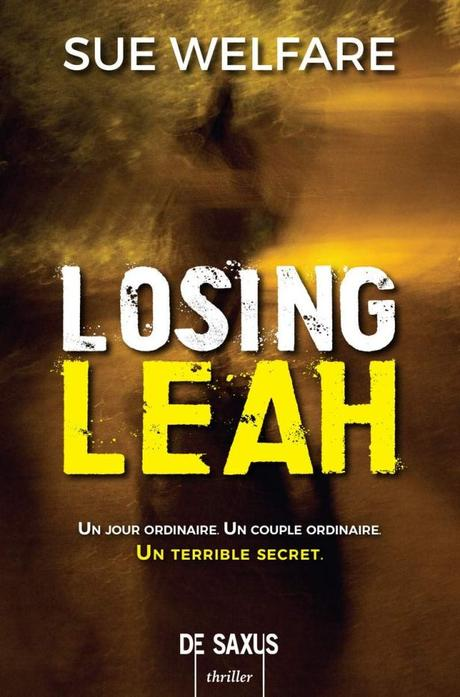 Losing Leah de Sue Welfare