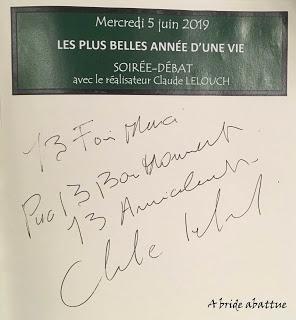 Les plus belles années d'une vie de Claude Lelouch