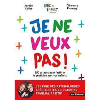 Aurélie Callet & Clémence Prompsy – Je ne veux pas ! **