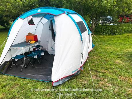 {Point Reyes} Camping et randonnée version écolo