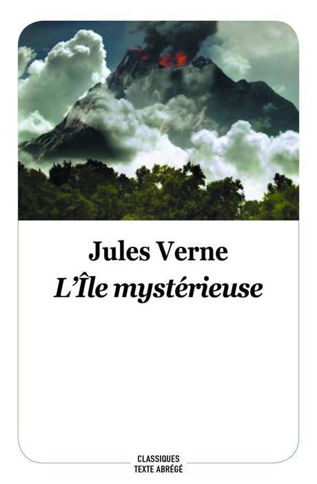L'île mystérieuse de Jules Verne