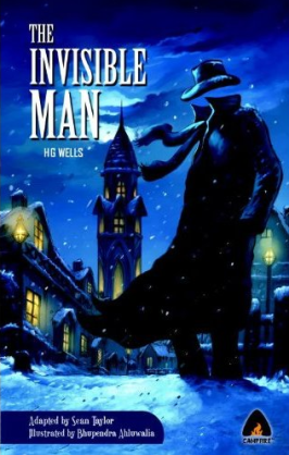 L'homme invisible (The Invisible Man), H.G. Wells