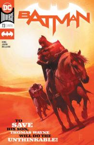 Titres de DC Comics sortis le 19 juin 2019