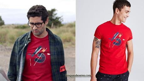 DEMAIN NOUS APPARTIENT : le t-shirt de Georges dans l'épisode 493