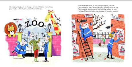 Oups ! Y a plus de Loup ! de Audrey Bouquet & Fabien Öckto Lambert