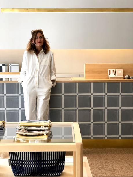 Helsinki / Rencontre avec Johanna Gullichsen, designer textile /