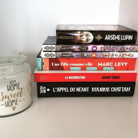 [Livres] Mon ambivalence envers ma pile à lire (alias la PAL)