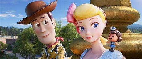 Film : Toy Story 4