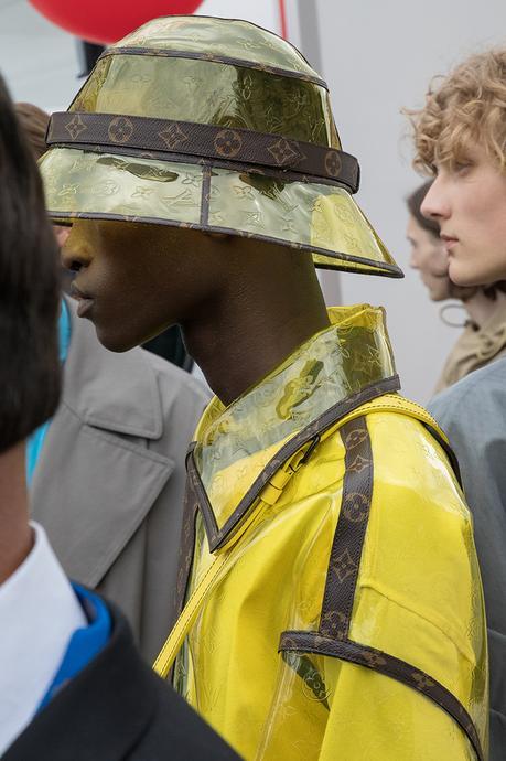 Backstage : le défilé Louis Vuitton Homme printemps-été 2020