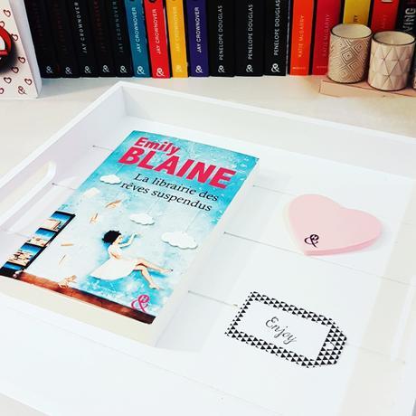 La librairie des rêves suspendus | Emily Blaine