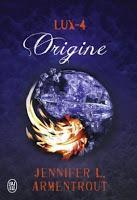 'Origine, tome 1 : Etoile noire' de Jennifer L. Armentrout