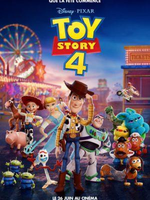 Toy Story 4 (2019) de Josh Cooley