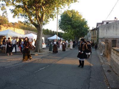 Fête de village à Cuglieri
