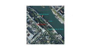 Plan des Quais de Seine-Salsanewz