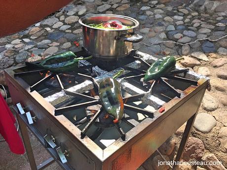 Raicilla et cours de cuisine