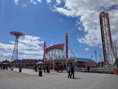 Coney Island : comme dans un rêve d'enfant…