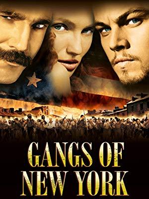 Gangs of New-York (2002) de Martin Scorcese