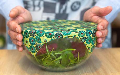 L'embeillage® : l'emballage alimentaire qui remplace le plastique