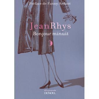 Chronique de lecture : Bonjour minuit de Jean Rhys
