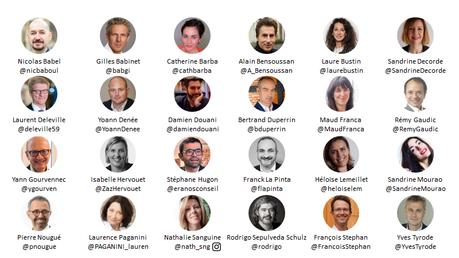 50 comptes Twitter à suivre sur la transformation digitale