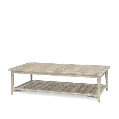 coffee table outdoor teak and woven outdoor coffee table