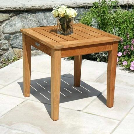 coffee table outdoor high nesting side table