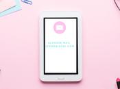 Blogger Mail: nous avons reçu juin 2019 pour Etreradieuse.com